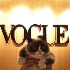 Vous ne devinerez jamais qui s'est invité chez Vogue !
