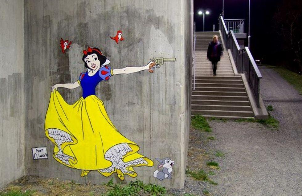 Las princesas Disney, las asesinas más buscadas de Estocolmo