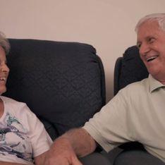 Alzheimer : Cet homme nous montre que l'amour est plus fort que la maladie (video)