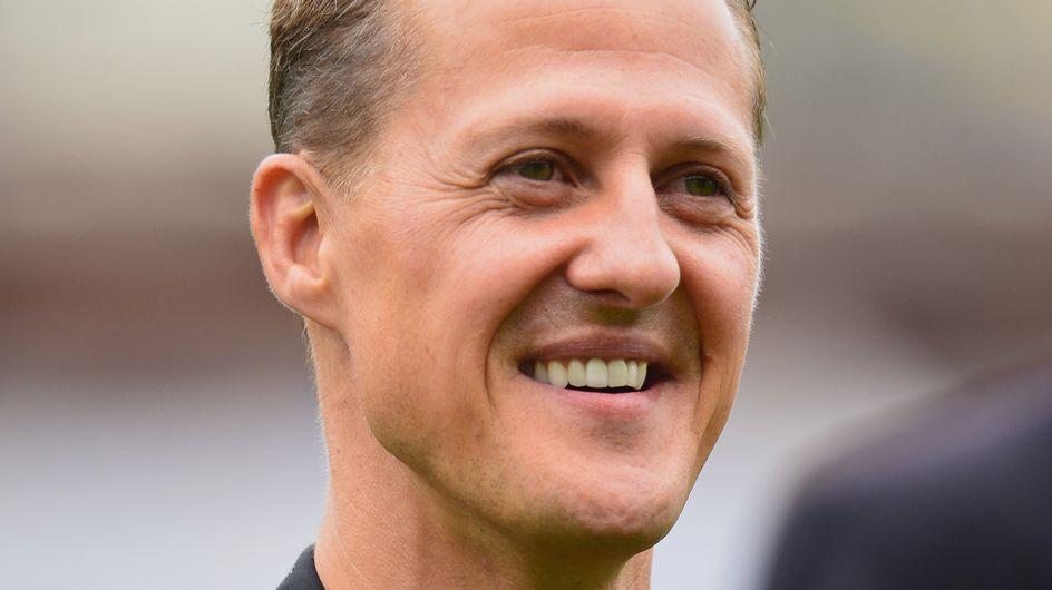 """Michael Schumacher : Le pilote automobile serait """"éveillé"""""""