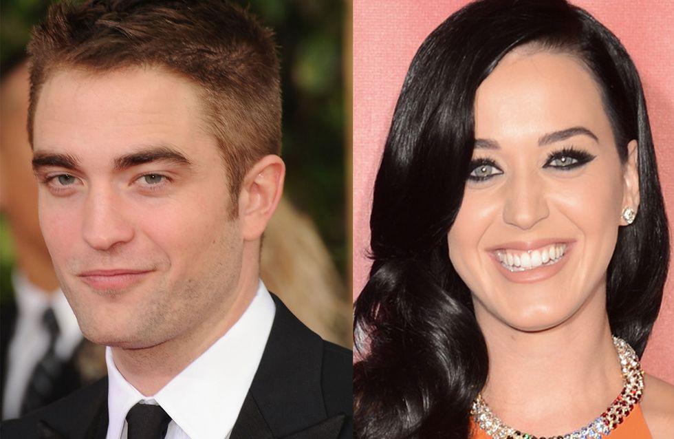 Katy Perry et Robert Pattinson : Amants ou amis ?