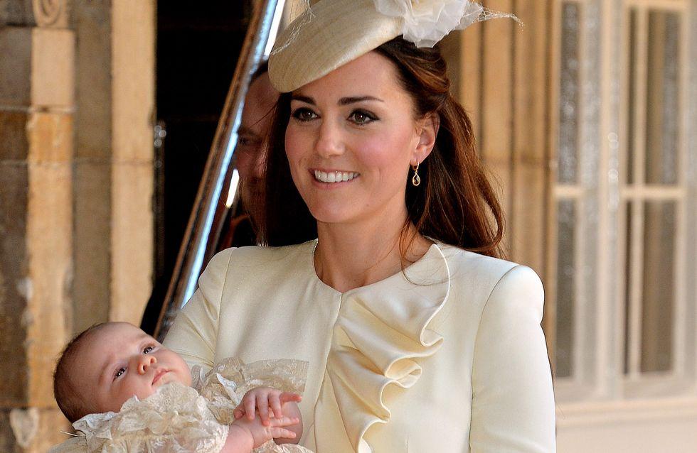 Kate Middleton : La valise du prince George est enfin prête