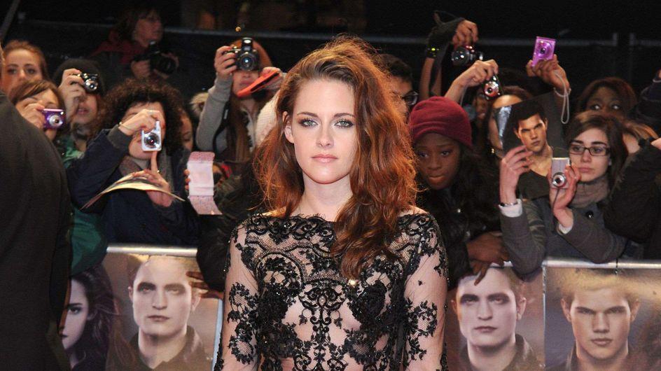 Kristen Stewart : Elle est devenue rousse ! (Photo)