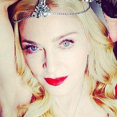 Madonna: New Yorker Polizei sucht ihren BH!