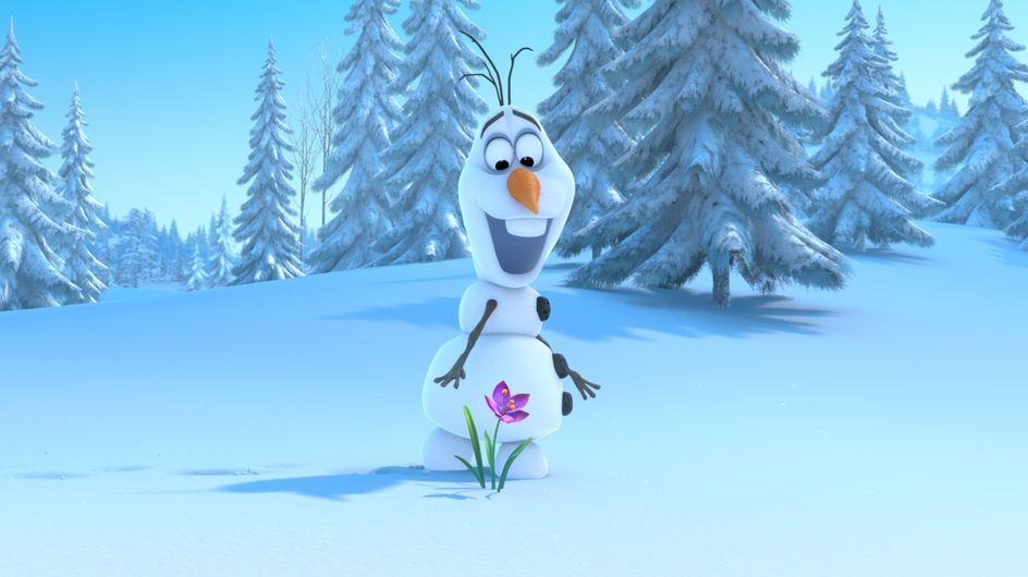Fai-da-te: costruisci Olaf, il pupazzo di neve del film d'animazione Disney Frozen