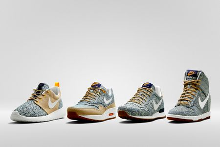 Nike x Liberty London - Collection été 2014