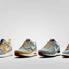 Nike x Liberty London : Un look fleuri jusqu'au bout des pieds