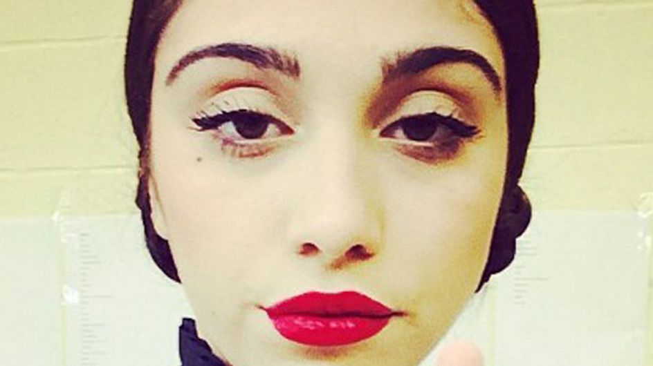 Lourdes spielt Theater und Mama Madonna ist stolz wie Oskar