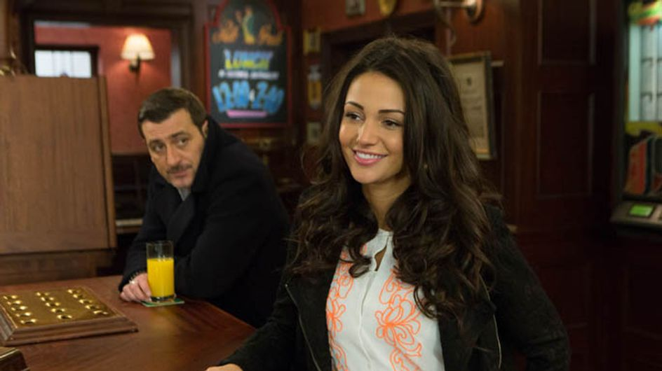 Coronation Street 14/04 – Tina is determined to seduce Peter