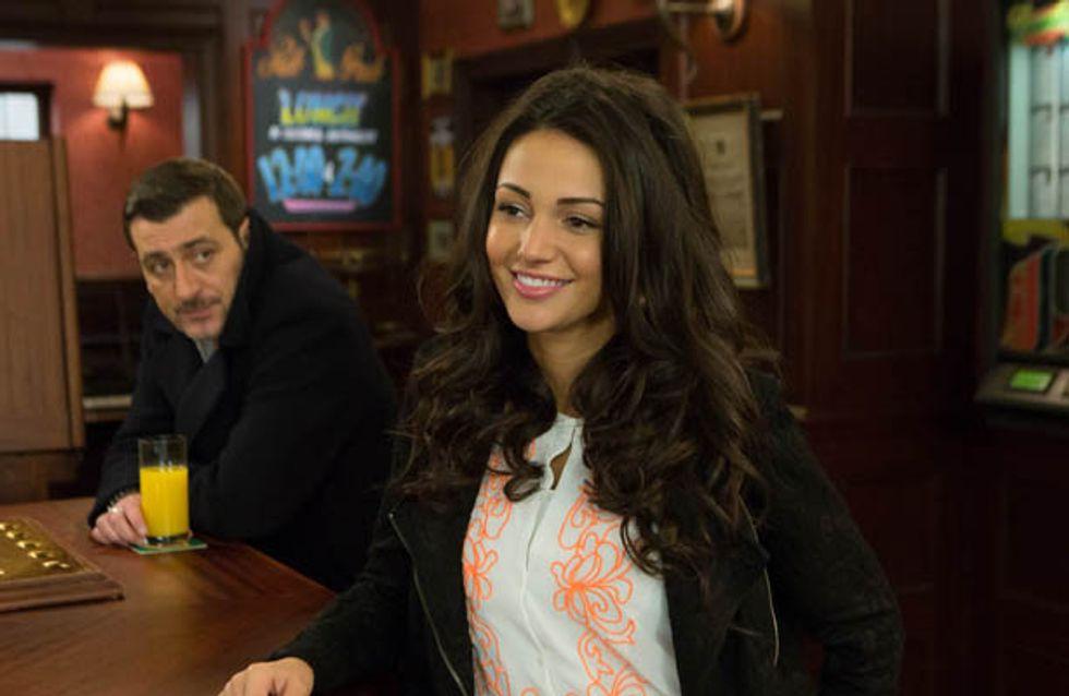 Coronation Street 14/04 – Tina is determined to seduce Peter