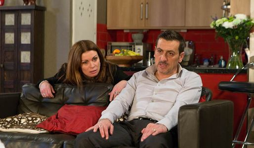 Carla and Peter argue