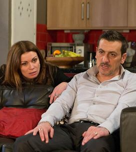 Coronation Street 16/04 – Carla finds out Peter has been drinking