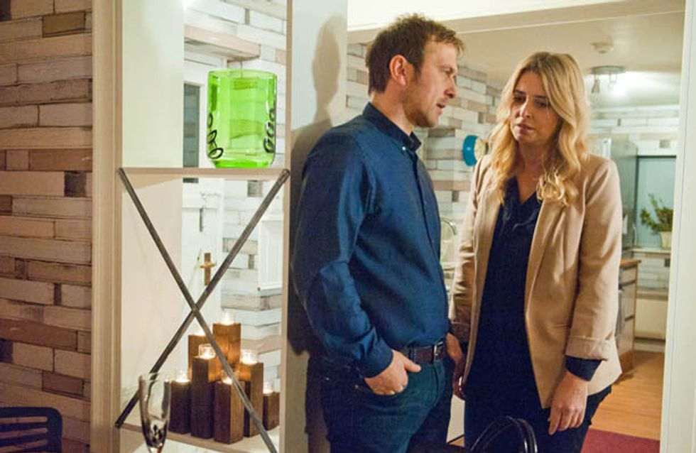 Emmerdale 15/04 – Charity wants to keep her pregnancy a secret
