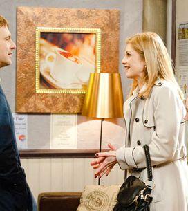 Emmerdale 16/04 – Megan finds Charity's pregnancy test