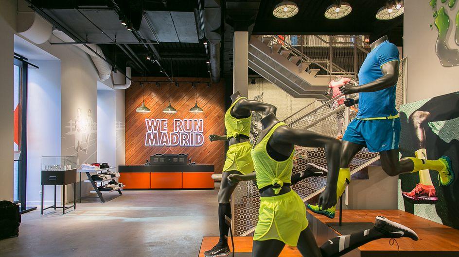 Nike inaugura su nueva flagship store en el corazón del barrio de Salamanca