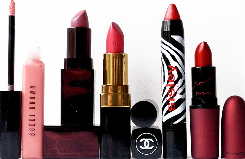 14 lippenstiften voor elke gelegenheid