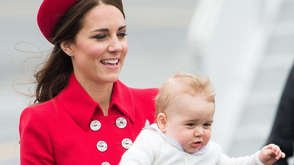 Kate Middleton : Néglige-t-elle la sécurité du prince George ?