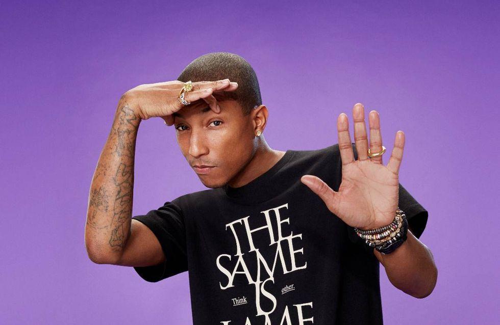 Happy Uniqlo avec Pharrell Williams !