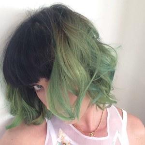 La nouvelle couleur de Katy Perry