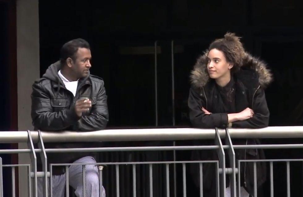 Elle drague les mecs avec insistance pour dénoncer le sexisme (vidéo)