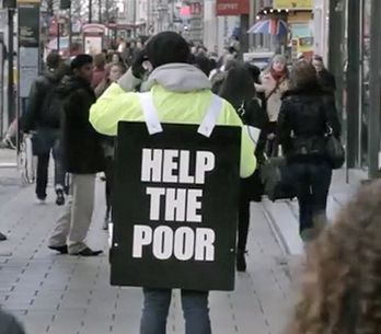 How Much Do You Really Care About Poverty? 'F*ck The Poor' Campaign Will Tell You...