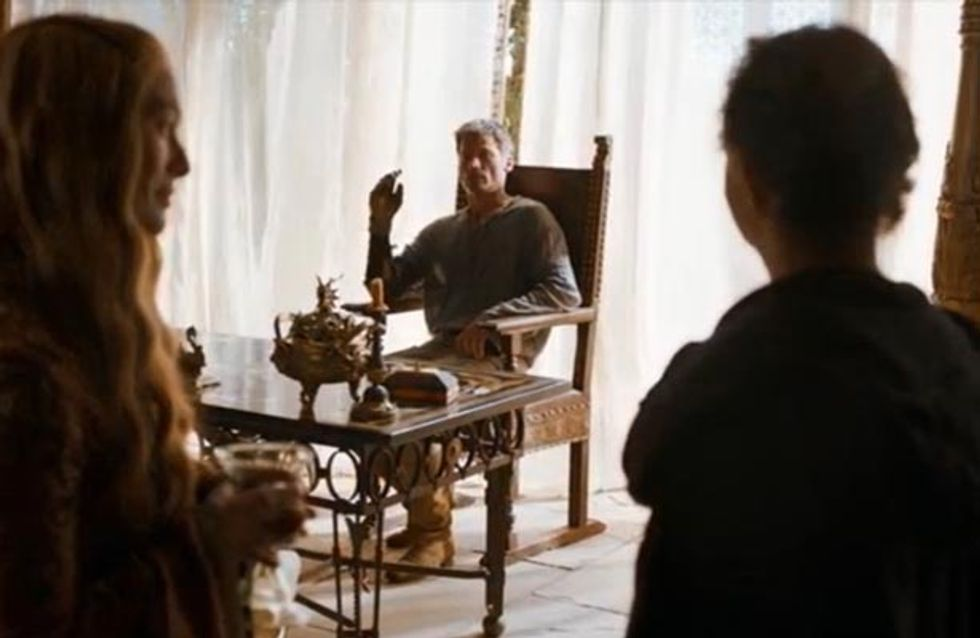 Game of Thrones Season 4 Premiere Recapped: Winter's Still Coming Then...