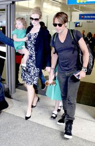 Nicole Kidman, Keith Urban und Kinder