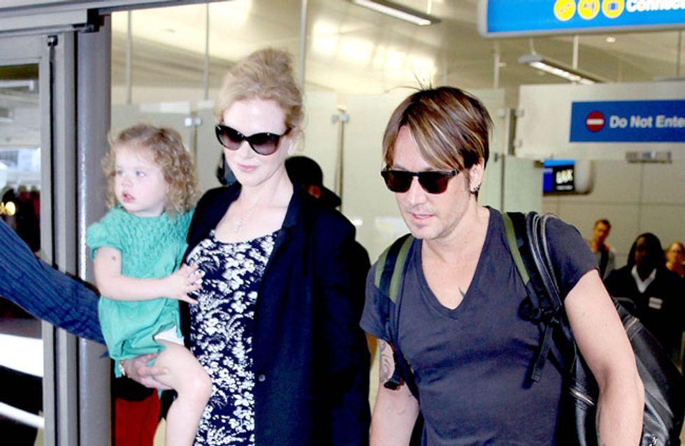 """Nicole Kidman: """"Wir führen ein ganz normales Familienleben"""""""