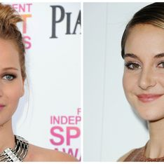 Shailene Woodley détrônera-t-elle Jennifer Lawrence à Hollywood ?