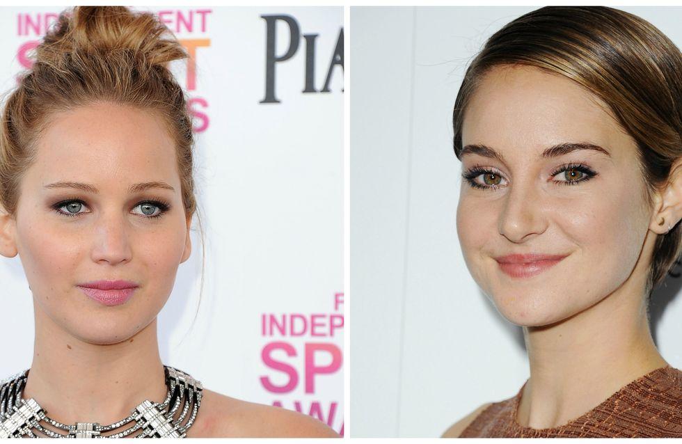 Shailene Woodley détrônera-t-elle Jennifer Lawrence à Hollywood ?