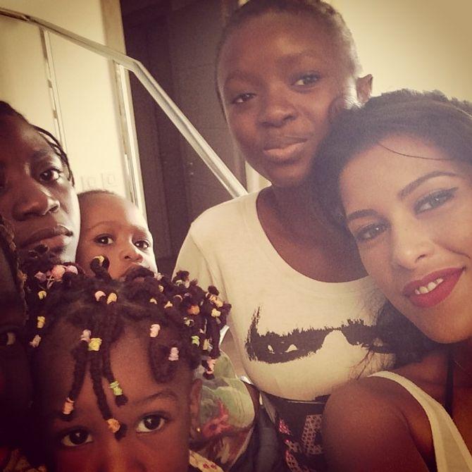 Ayem et les orphelins du Gabon
