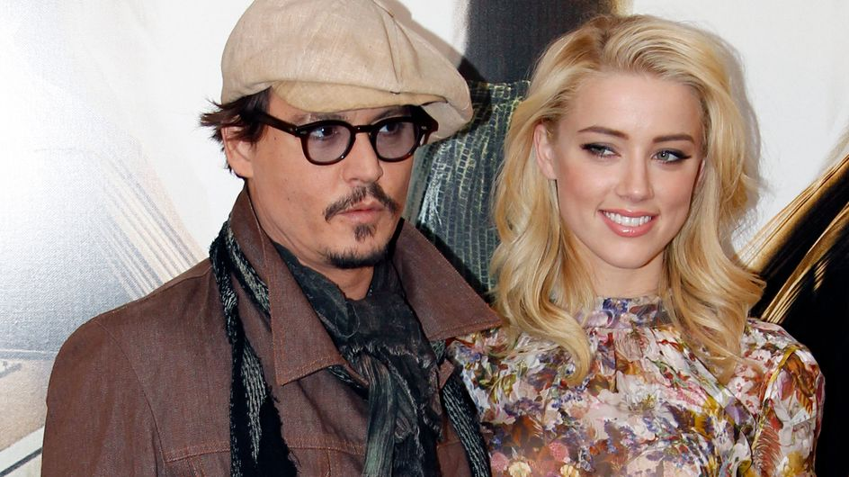 Johnny Depp : Il veut des enfants avec Amber Heard