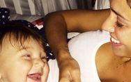 Santiago De Martino compie un anno. Guarda le foto più belle e tenere del figlio
