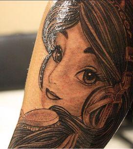 Tatuajes inspirados en Disney: ¿te atreves?