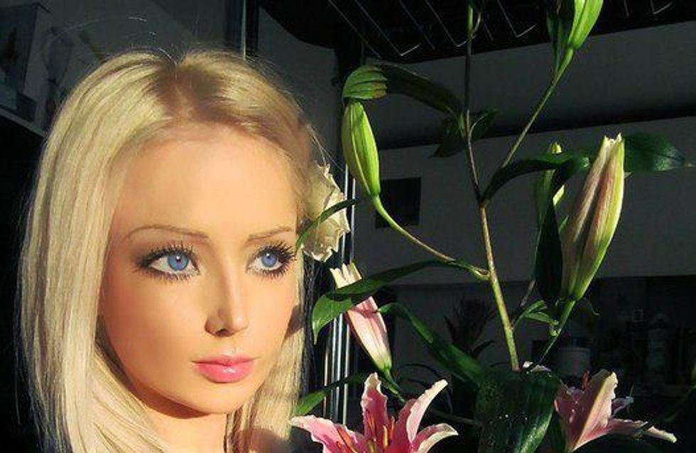 Racisme : Les propos hallucinants de la Barbie humaine Valeria Lukyanova