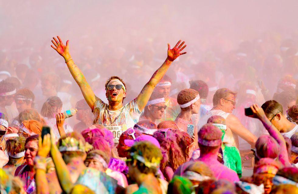 La Color Run, la course super fun dont vous ne sortirez pas fatiguée