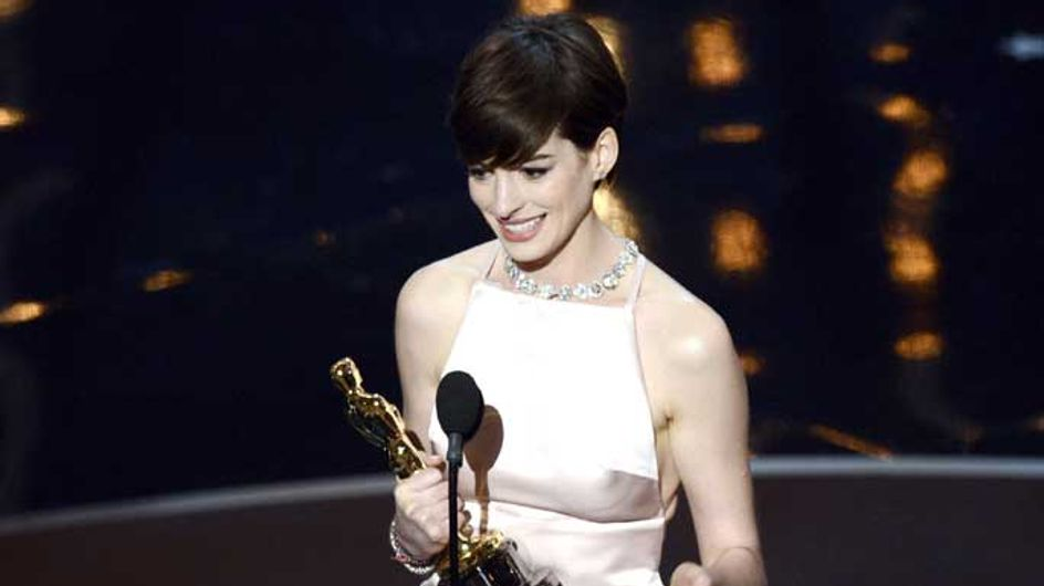 7 Times Anne Hathaway Was Just...Meh