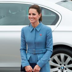 Kate Middleton : Ultra-élégante pour sa troisième apparition en Nouvelle-Zélande