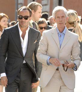 Tom Ford ha sposato il compagno Richard Buckley. Guarda le foto della coppia!