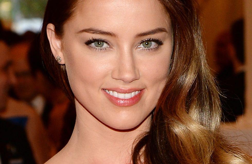 Amber Heard : Elle serait enceinte de Johnny Depp