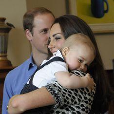 Come ti voglio bene, mamma!. Le tenere immagini del piccolo George insieme a Kate Middleton