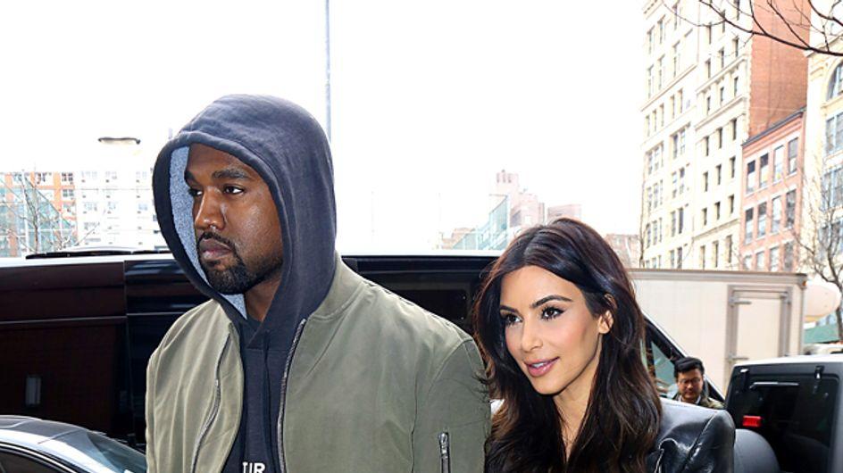 Kim Kardashian ist schon lange von Kanye besessen