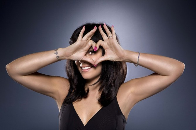 Lily Allen pour le Axe Peace Project