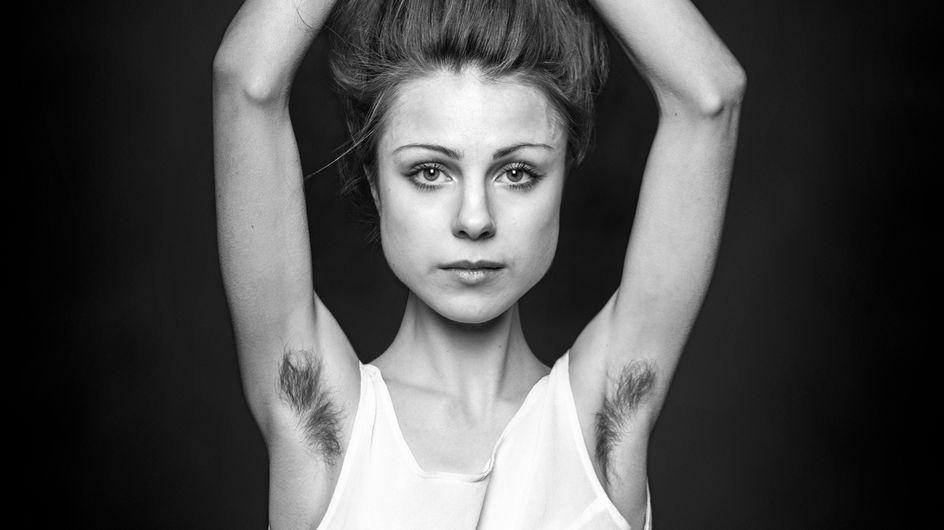 Il photographie des femmes poilues pour dénoncer les diktats de la beauté