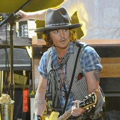 Johnny Depp will wieder auf der Bühne rocken