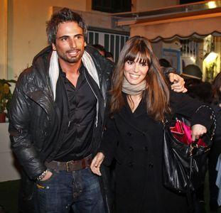 Bianca Guaccero con il marito Dario Acocella