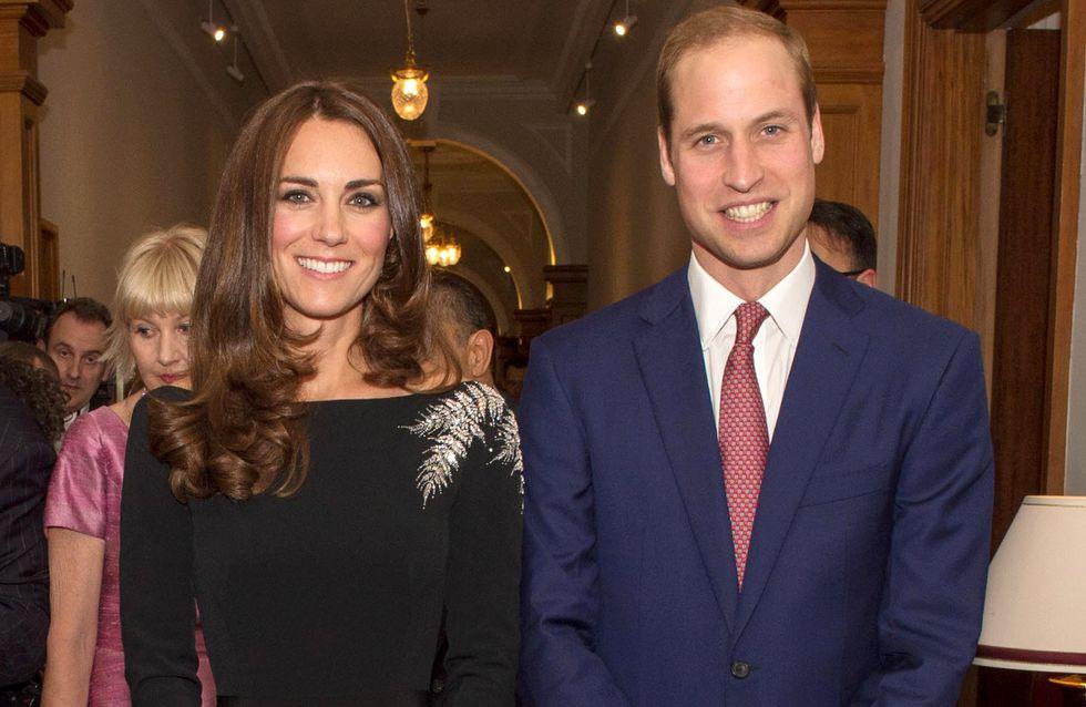 Kate Middleton : Enfin une robe qui brille !