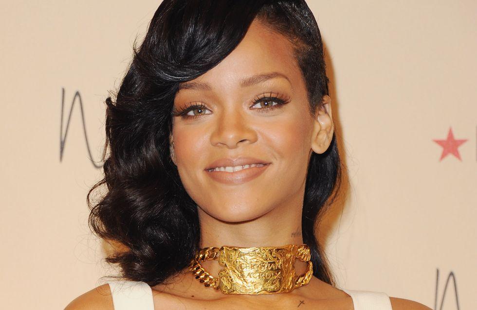 Rihanna : Surprise nue lors d'une séance photo !