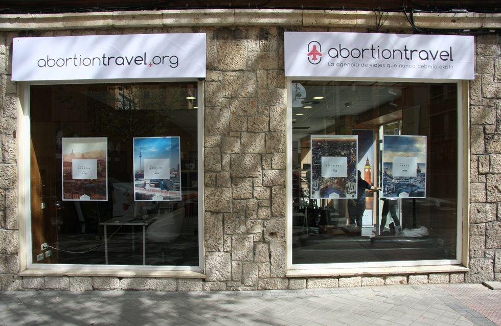 Nace Abortion Travel, una agencia de viajes para abortar en el futuro