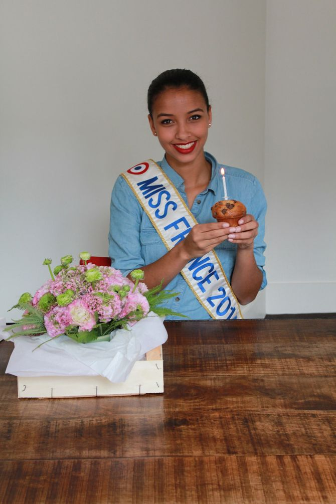 Happy Birthday Miss France 2014
